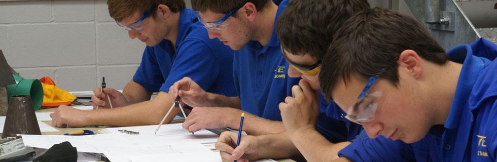 Employed Apprenticeships